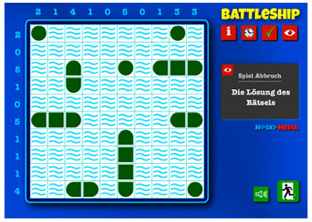 Battle ship online game