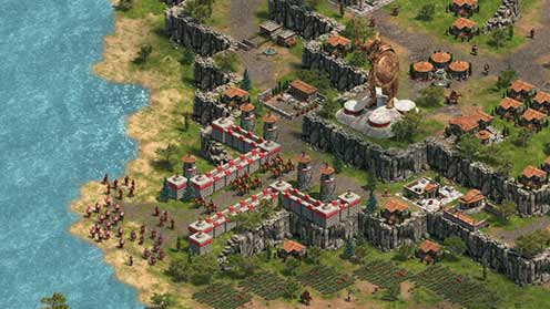 Age of Empire Game Definitive Edition