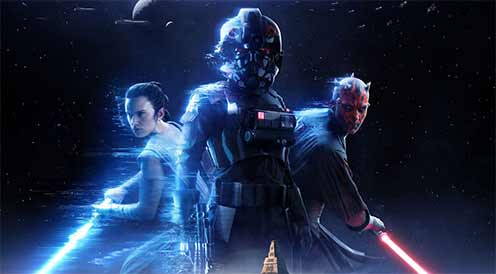 Star-Wars Battlefront 2 Game