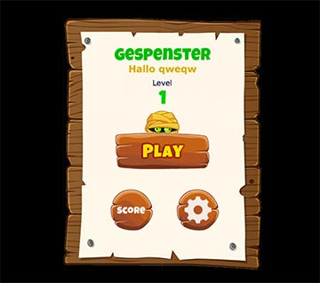 Das Casual Game Gespenster